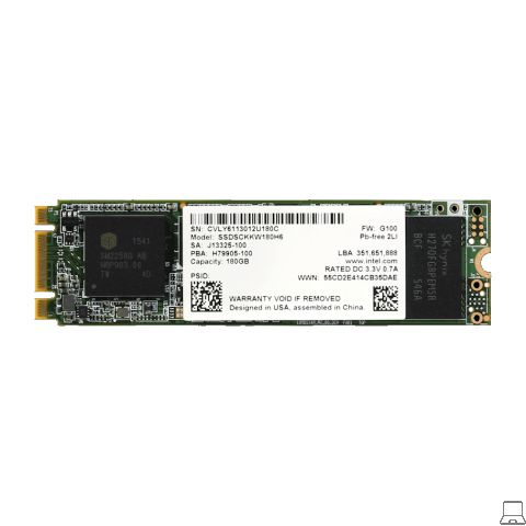 Abrand 180gb series solid state drive m.2