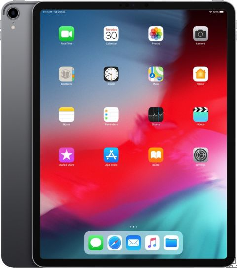 Apple ipad pro 12.9 inch (2018-versie) 64gb wifi   4g zwart