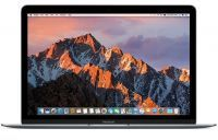 "Apple macbook 12"" grijs (2017) - italiaans toetsenbord"