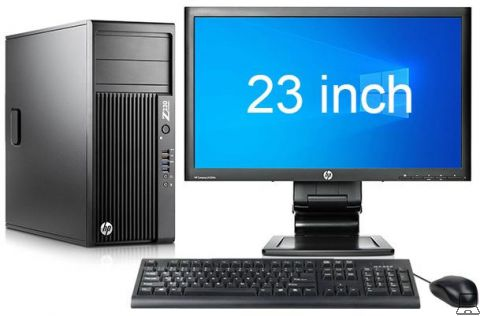 Hp workstation z230 mt i7 4e gen   23