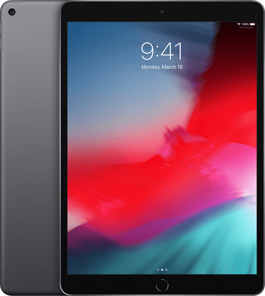 Apple iPad 2019 128GB Space Gray WiFi