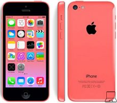 Apple iPhone 5C - 16GB - Pink - A Grade