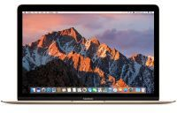 "Apple MacBook 12"" Goud (2017) - Italiaans Toetsenbord"