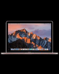 "Apple MacBook 12"" Rose Gold (2017) - Italiaans toetsenbord"
