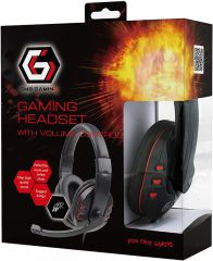 Gembird Gaming Headset AUX