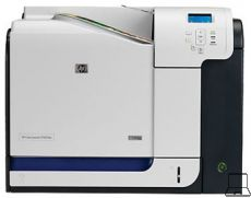 HP Color LaserJet CP3525X - Printer