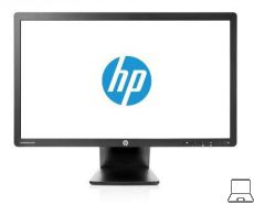HP EliteDisplay E231 - 1920x1080 (Full HD) - 23 inch - B-grade - Zonder Voet