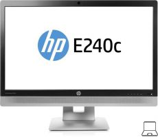 HP EliteDisplay E240c FULL HD Widescreen