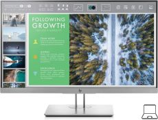 HP EliteDisplay E243 23,8'' FULL HD IPS Widescreen