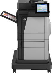 HP Enterprise M680 MFP - Multifunctionele Printer - Gratis pallet bezorging t.w.v. €65 OP=OP