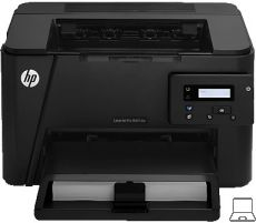 HP LaserJet M201DW - Printer