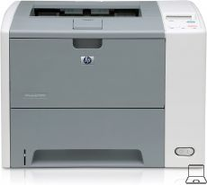 HP LaserJet P3005x - Printer