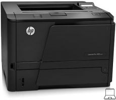 HP LaserJet Pro 400 M401D - Printer
