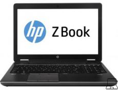HP ZBook 15 G1 mobiel workstation