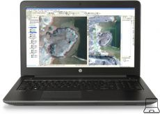 HP ZBook 15 G3 - Quad Core Xeon - 512GB NVME SSD