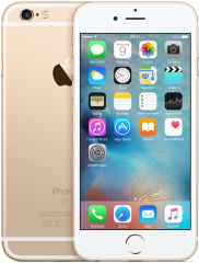 Apple iphone 6s 16gb goud - a grade