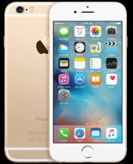 Apple iphone 6s goud 64gb - b grade