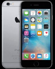 Apple iphone 6s plus 64gb zwart - a grade