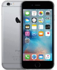 Apple iphone 6s plus zwart 16gb - a grade