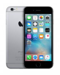 Apple iphone 6s zwart 16gb - a grade