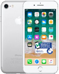 Apple iphone 7 128gb silver - b grade