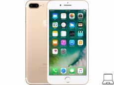 Apple iphone 7 plus goud 128gb - a grade
