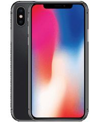 Apple iphone x 64gb space grey - a grade