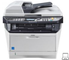Kyocera ECOSYS M2535dn - Multifunctionele Printer
