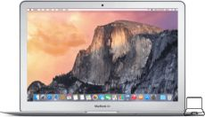 Apple macbook air 13-inch core i5 1.6 ghz 128 gb ssd 8 gb ram zilver (early 2015) b-grade