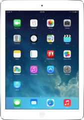 Apple refurbished ipad air 1 16gb wifi   4g zilver a-grade