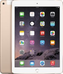 Apple refurbished ipad air 2 64gb wifi   4g goud a-grade