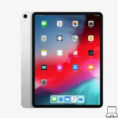 Apple refurbished ipad pro 12.9 1tb wifi   4g zilver (2018) a-grade