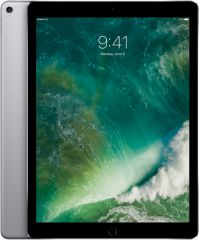Apple refurbished ipad pro 12.9 64gb wifi   4g zwart/space grijs (2017) b-grade