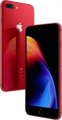 Apple refurbished iphone 8 plus 256gb red b-grade